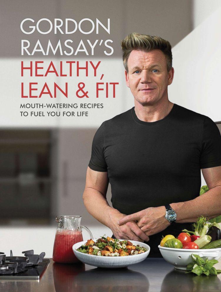 FOTO: Gordon Ramsays cookbook Saudável Lean & Fit: Receitas de dar água na boca para abastecer você para sempre.