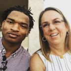 A Thanksgiving tradition began in 2016 when an Arizona woman named Wanda Dench, now 62, texted Jamal Hinton, now 20, inviting him to dinner thinking it was her grandson.