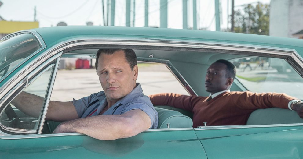 PHOTO: A scene from Green Book.