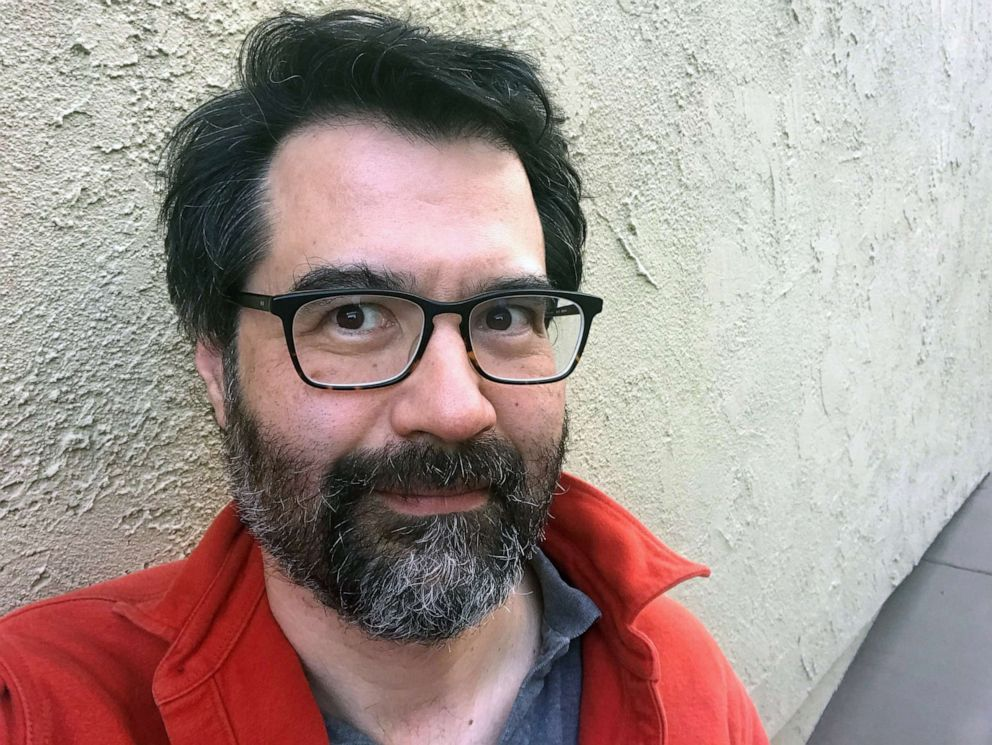 PHOTO: Writer of Marvels War of the Realms series, Greg Pak.