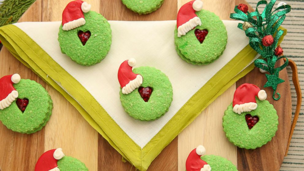 25 Days Of Cookies Say Happy Grinchmas With Brit Co S Grinch