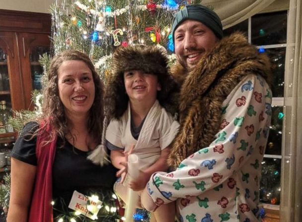 Christmas With The Griswolds.This Family S Love For National Lampoon S Christmas