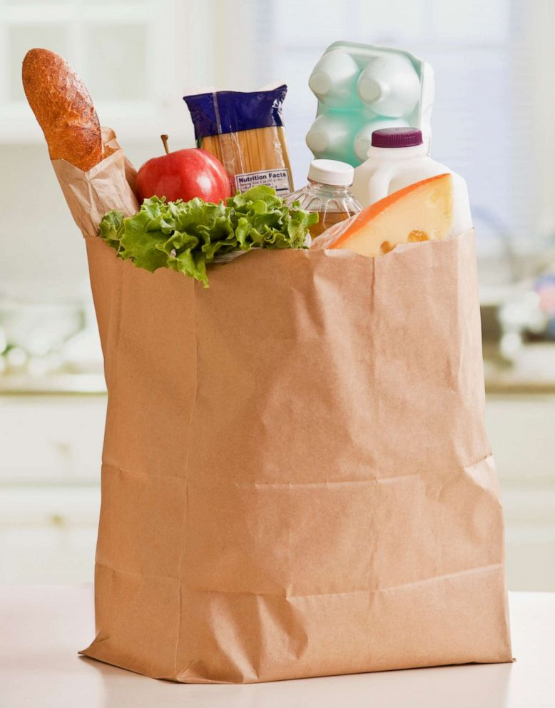 How some moms supplement income working for grocery shopping