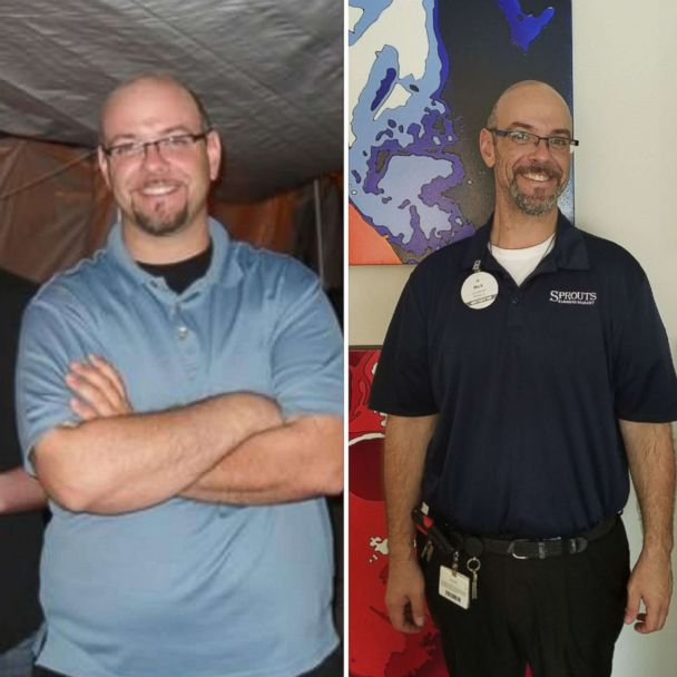 Inspiring grocery store coworkers lose over 200 pounds on