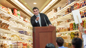 grocery aution