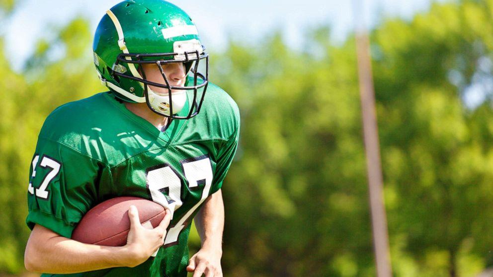 Student-Athleten häufiger zu Erschütterungen in den spielen als Praxis: Studie