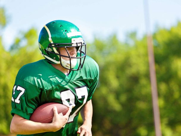 Student athletes more likely to get concussions in games than practice: Study
