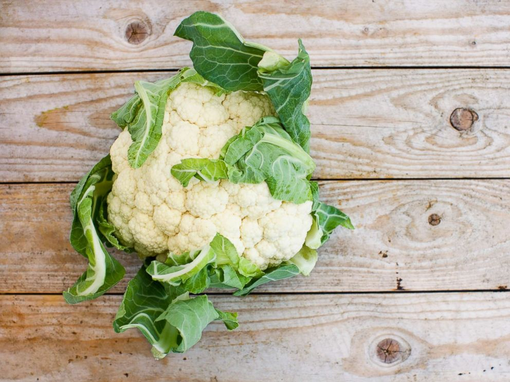 PHOTO: A stock photo of Cauliflower is seen here.