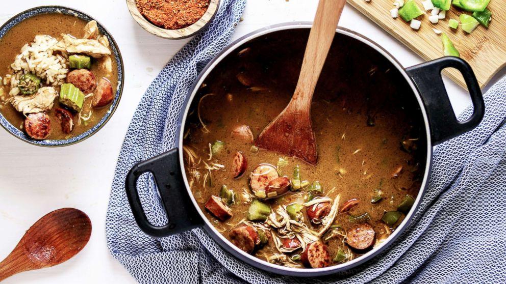 Chicken And Sausage Gumbo Jessie James Decker Recipe Recipe