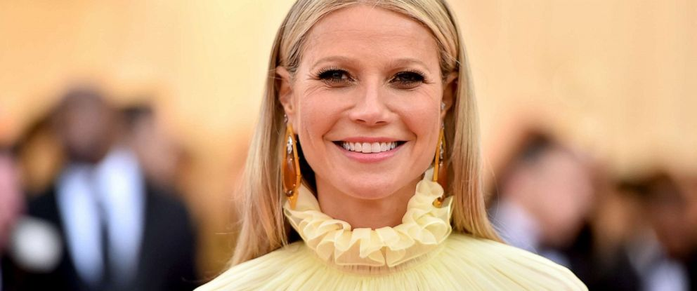 PHOTO: Gwyneth Paltrow attends The 2019 Met Gala Celebrating Camp: Notes on Fashion on May 06, 2019, in New York City.