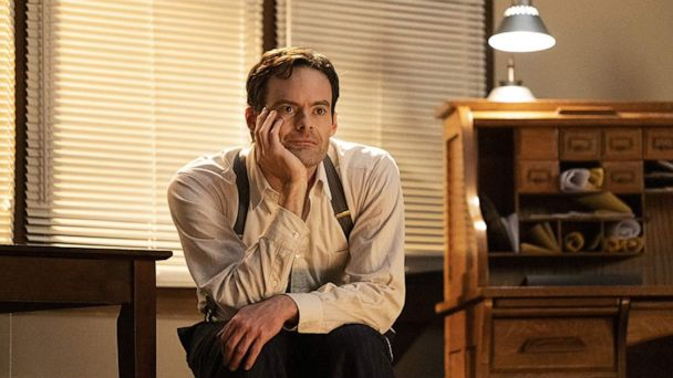 Bill Hader talks the making of 'Barry,' 'SNL' and battling anxiety