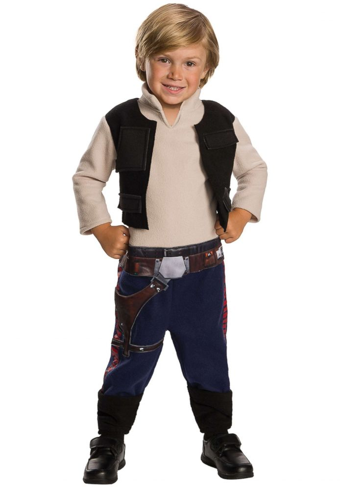 PHOTO: The toddler Han Solo costume is available for $24.99.