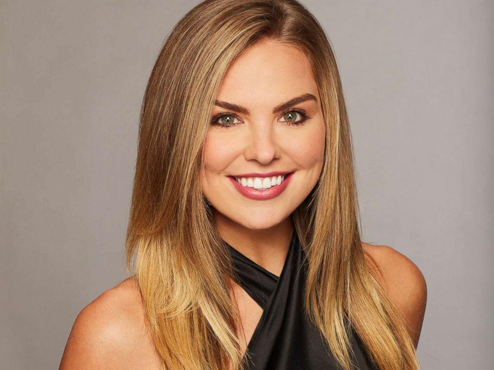 PHOTO: Hannah B. a contestant on the The Bachelor.