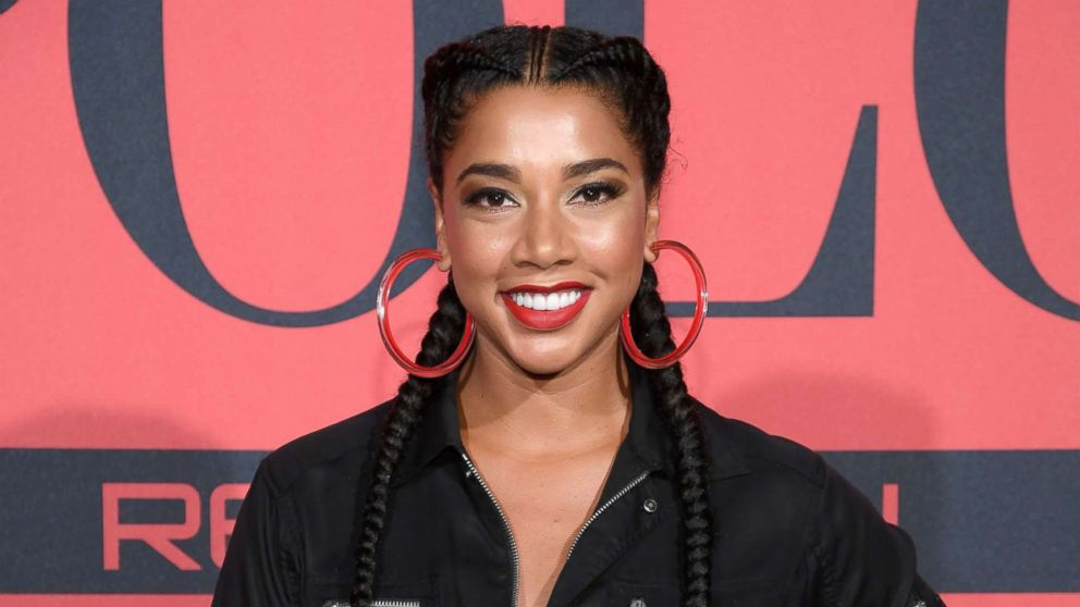 Hannah Bronfman attends the Polo Red Rush Launch Party with Ansel Elgort at Classic Car Club Manhattan on July 25, 2018 in New York City.