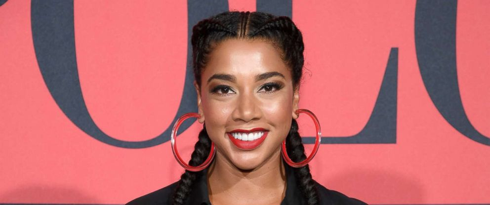 PHOTO: Hannah Bronfman attends the Polo Red Rush Launch Party with Ansel Elgort at Classic Car Club Manhattan on July 25, 2018 in New York City.