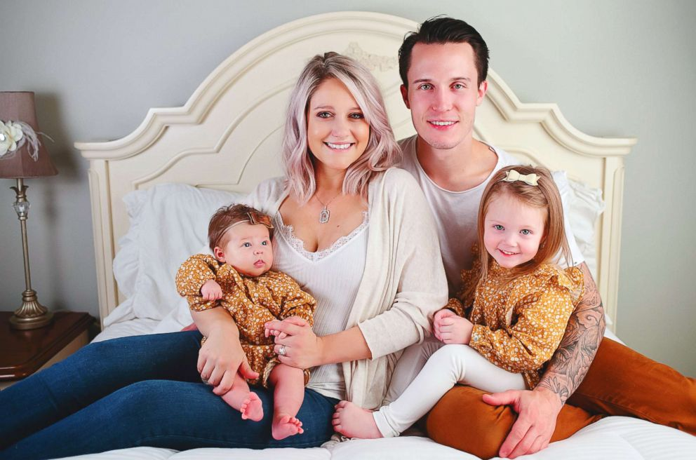 """Harland """"Harley"""" Rose was born Sept. 9 at 8 pounds, 1 ounce to parents Anna Pilson and Decker Platt of North Carolina."""