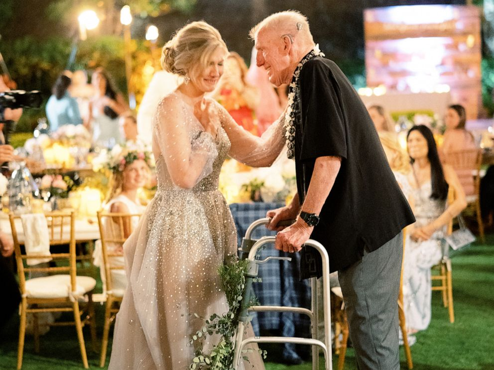 Father Daughter Wedding Dance.The Story Of Ugly Cry That Came From This Gorgeous Father