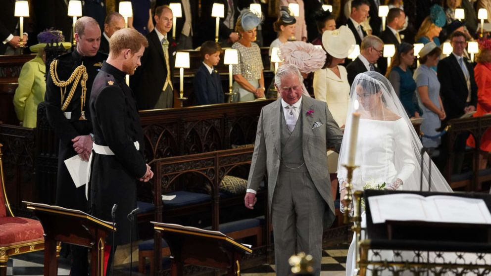 Prince Charles has been a rock for Prince Harry and Meghan during 1st year of marriage, director says