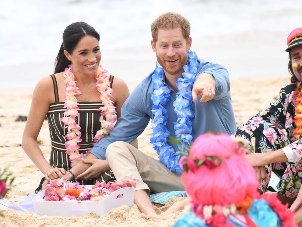 Prince Harry and Meghan in Australia: Day Five of Royal Tour