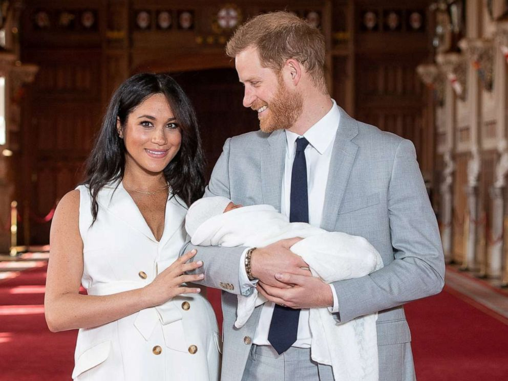 Baby Archie's christening date revealed