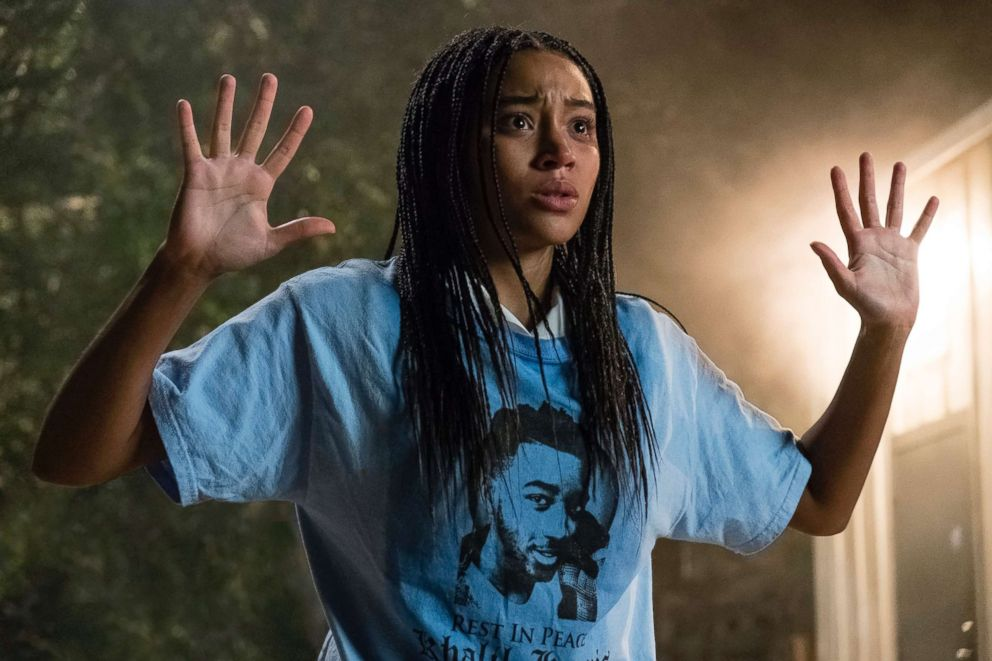 PHOTO: A scene from The Hate U Give.
