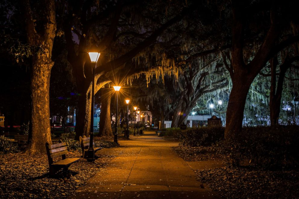 PHOTO: Savannahs Ghost Encounter Walking Tour in Savannah, Ga.