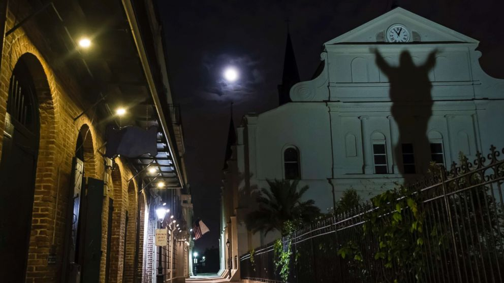New Orleans Killers and Thrillers Tour in New Orleans.