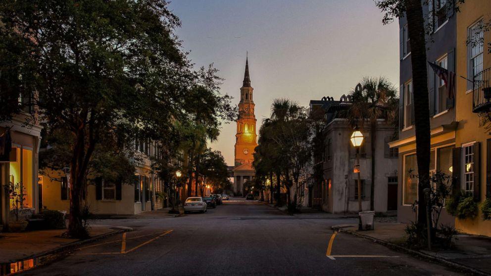 Ghosts of Charleston Tour in Charleston, S.C.