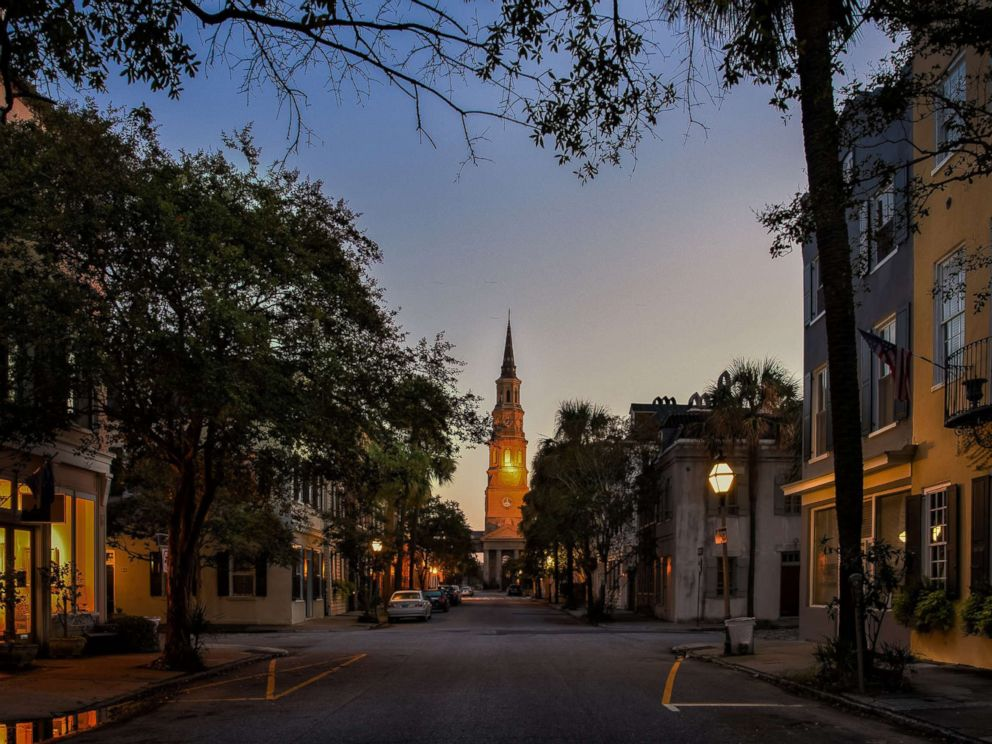 PHOTO: Ghosts of Charleston Tour in Charleston, S.C.