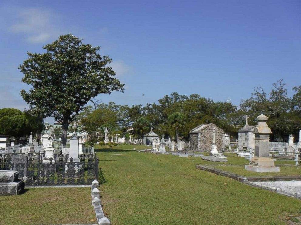PHOTO: Ghosts and Graveyard Tour of Pensacola in Pensacola, Fla.
