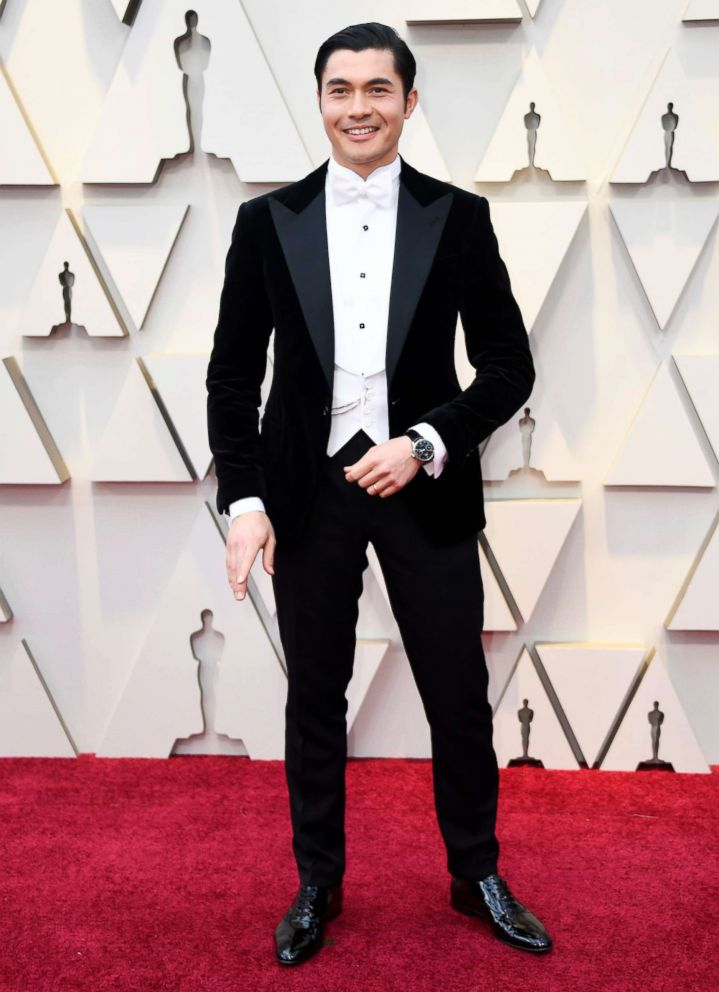 PHOTO: Henry Golding attends the 91st Annual Academy Awards, Feb. 24, 2019 in Hollywood, Calif.