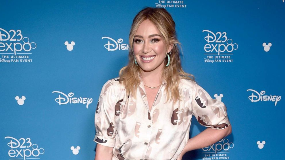 Hilary Duff releases new music for the 1st time in 4 years