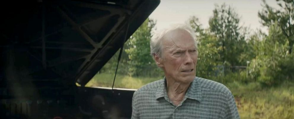 PHOTO: Clint Eastwood in a scene from The Mule.