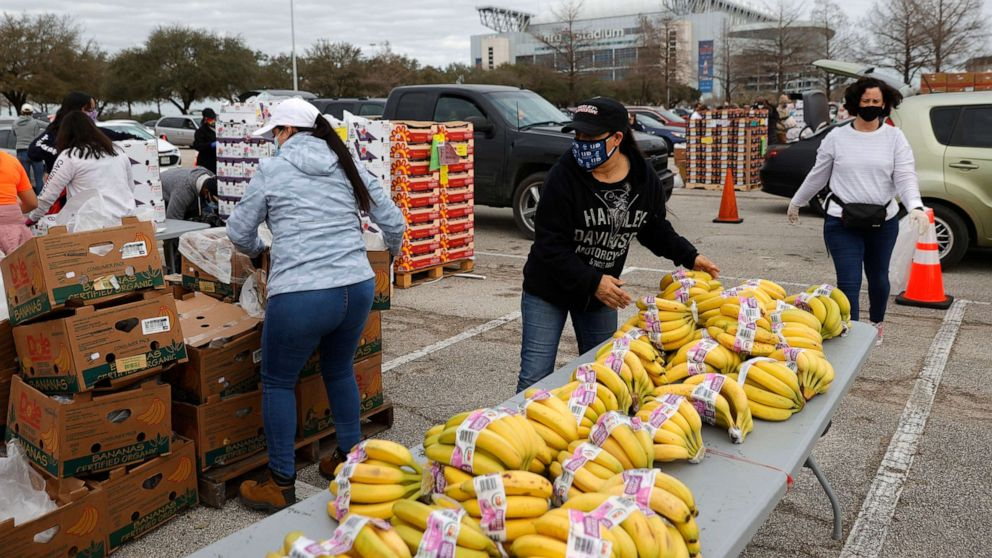 Here's how you can help Texans recover from deadly winter storm - GMA