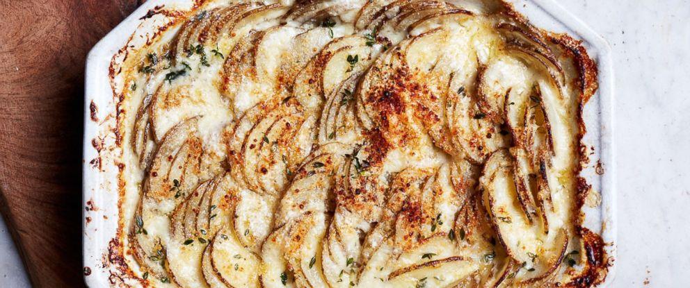 PHOTO: Bon Appetits Classic Potato Gratin for Thanksgiving.