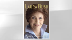 Laura Bush Claims Poisonings, Slaims Pelosi and Reid in Upcoming Book
