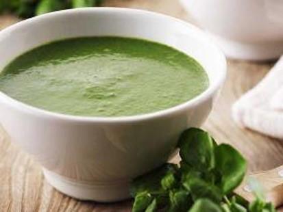 Irish Watercress Soup