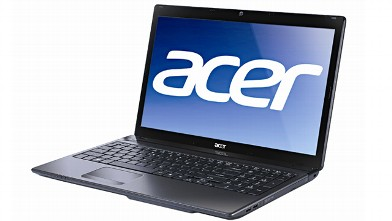 PHOTO: Acer laptop