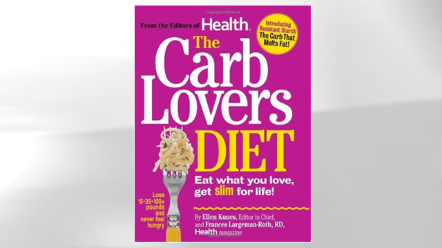 The carb lovers diet meal plan for 1 day abc news the carb lovers diet meal plan for 1 day abc news forumfinder Choice Image