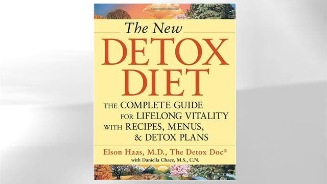 PHOTO:Detox Diet book jacket.