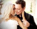 PHOTO: Doug Hutchison and Courtney Stodden wedding photo.