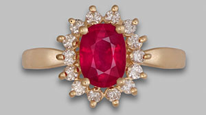 Photo: Fake Rubies