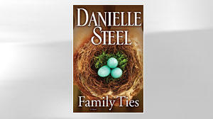 Photo: Book Cover: Family Ties