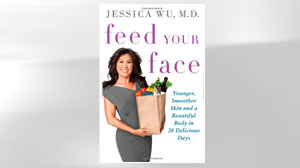 "PHOTO The cover of the book, ""Feed Your Face"" by Jessica Wu M.D."