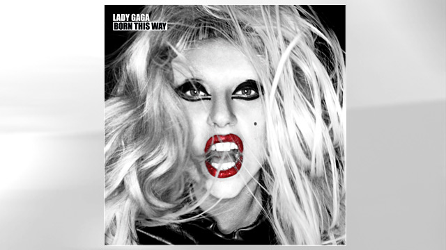 "PHOTO: Lady Gagas ""Born This Way."""