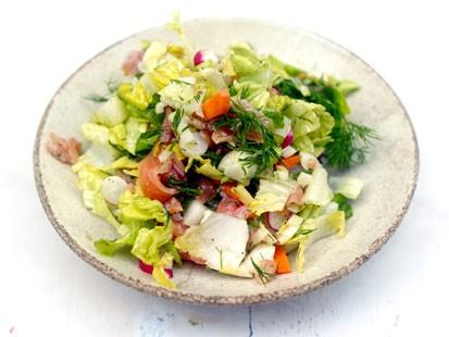 Jamie Oliver salad