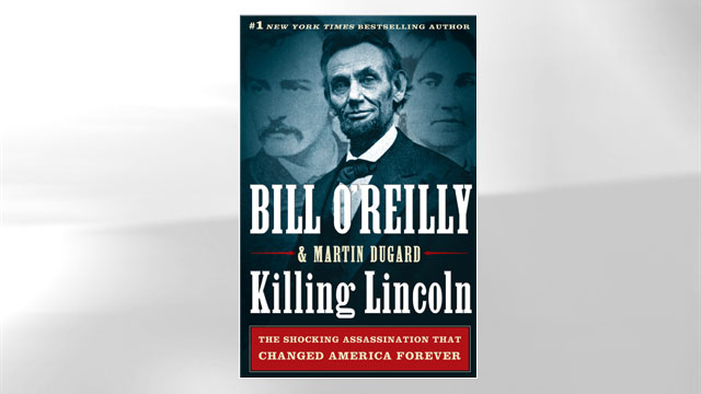 PHOTO: GMA Bill OReilly Book Cover