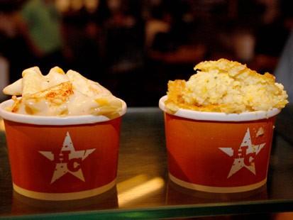 Mini Mac & Cheese Cups