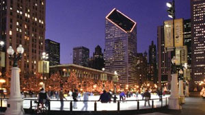 Mill ice rink