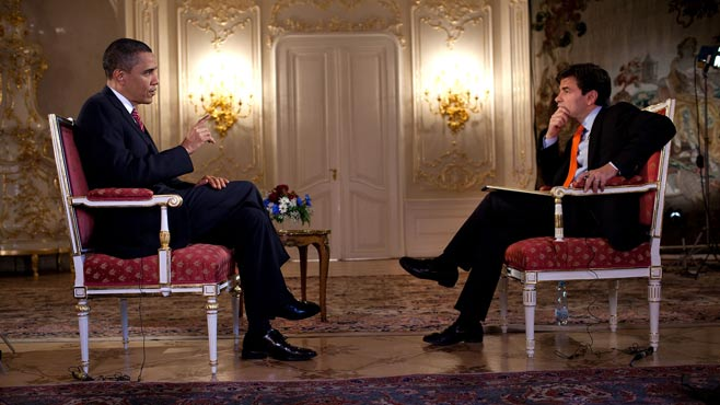 Obama: Nuclear Treaty Absolutely Vital